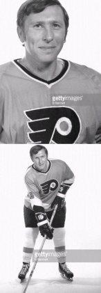 Larry Mickey Philadelphia Flyers