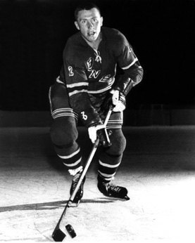 Larry Mickey New York Rangers