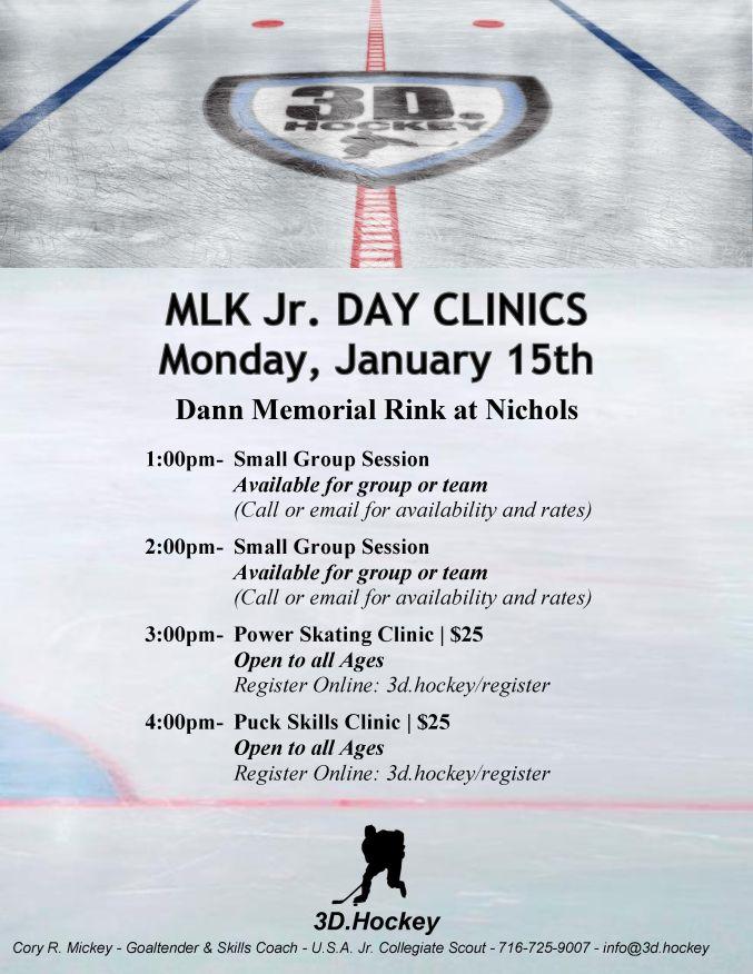 2018 Cory Mickey MLK Clinics pic