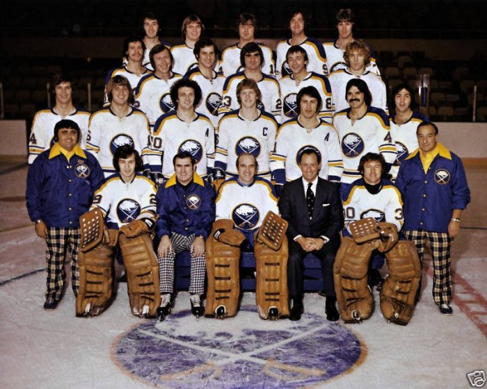 Sabres Team Photo
